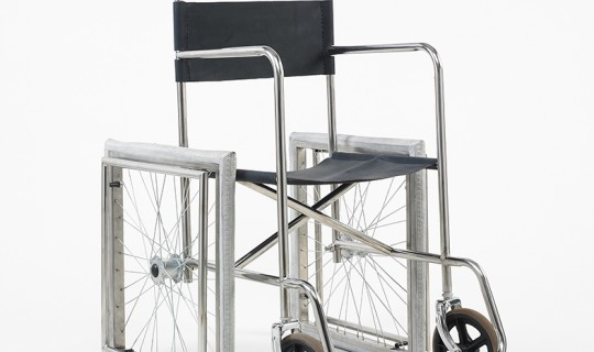 Wheelchair by Michalis Papamichael